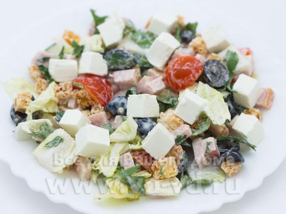Пекинский салат
