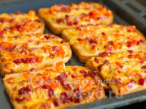 Быстрая грибная пицца с готовым хлебом боката. Не переставайте удивлять гостей и своих близких вкусными простыми блюдами. Сегодня приготовьте пиццу!. Если вы думаете, что это долго и затратно ошибаетесь.