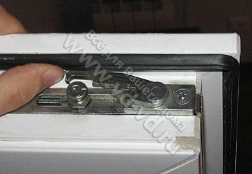 Регулировка пластиковых окон самостоятельно, инструкция по регулировке фурнитуры ПВХ окон, Всё для Вашего дома