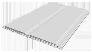 Шовный стык панелей ПВХ