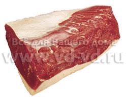 Части туши говядины, кострец