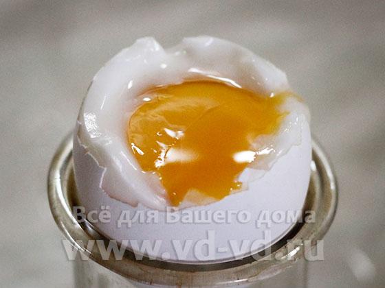 яйцо сваренное в мешочек