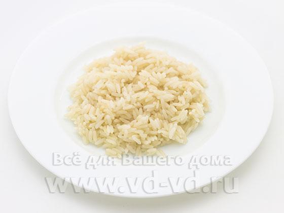 Фото рецепт риса на пару в мультиварке